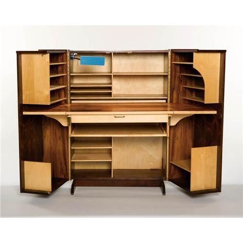 Scandinavian Desk In A Box Scandinavian Desk Desk Home Desk