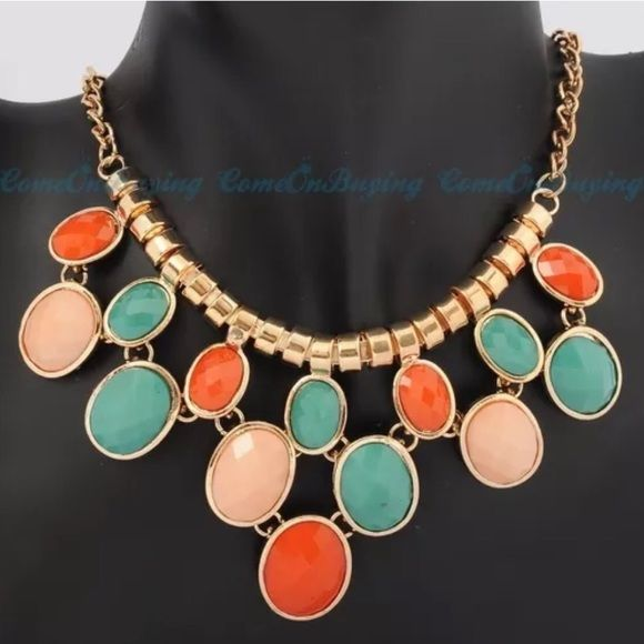 Statement Necklace Adjustable Jewelry Necklaces