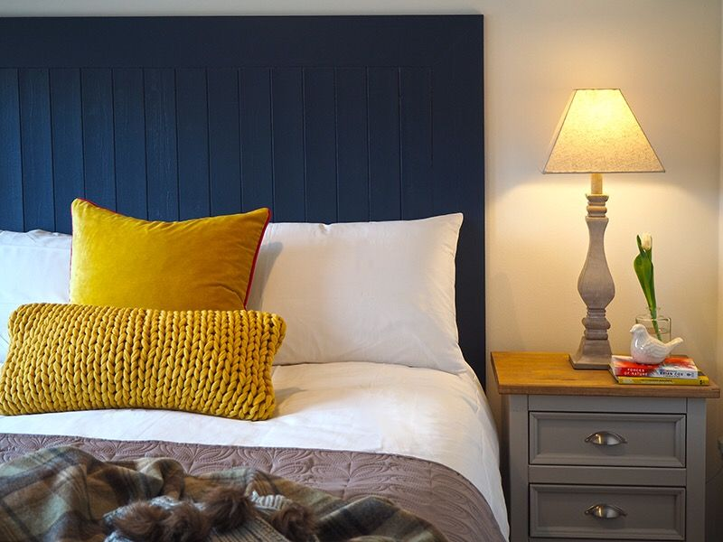 Best Bedroom Inspo Wool Cushions Yellow Farrow And Ball 400 x 300