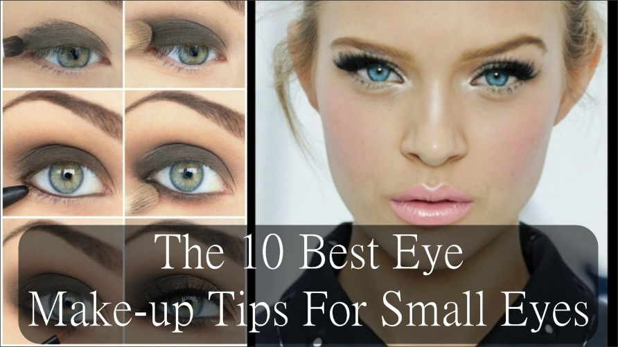 The 10 Best Eye Make Up Tips For Small Eyes Makeup For Small