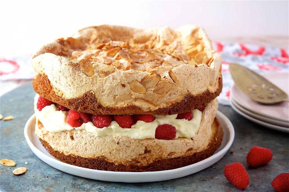 King Arthur Birthday Cake Recipe: Berry Blitz Torte Bakealong