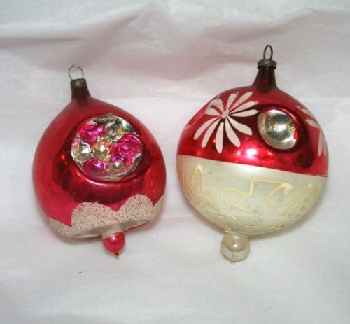 beautiful hand blown glass christmas ornaments ebay collection created by astrita10 - Ebay Vintage Christmas Decorations