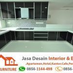 Jasa Kitchen Set Minimalis Di Bogor Murah 08561144498 Model Hitam