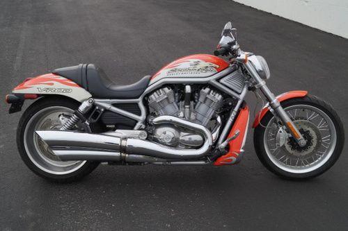 2007 Harley Davidson V Rod Screamin Eagle For Sale Price 8 950