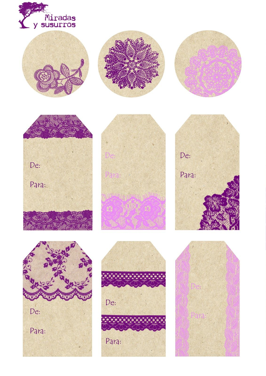 etiquetas para regalo on pinterest printables de navidad