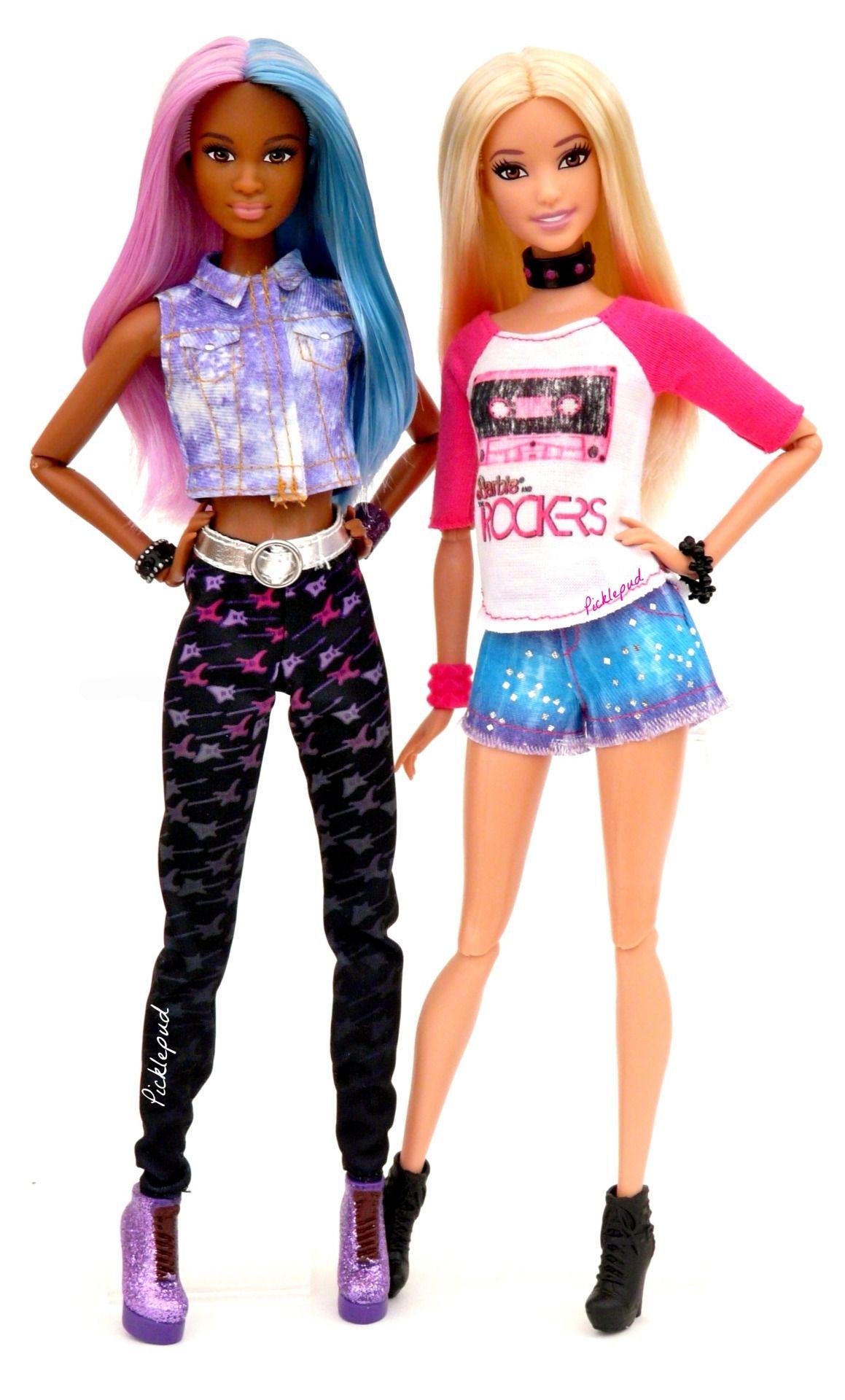 Picklepud Doll Clothes Barbie Barbie Fashionista Beautiful Barbie Dolls