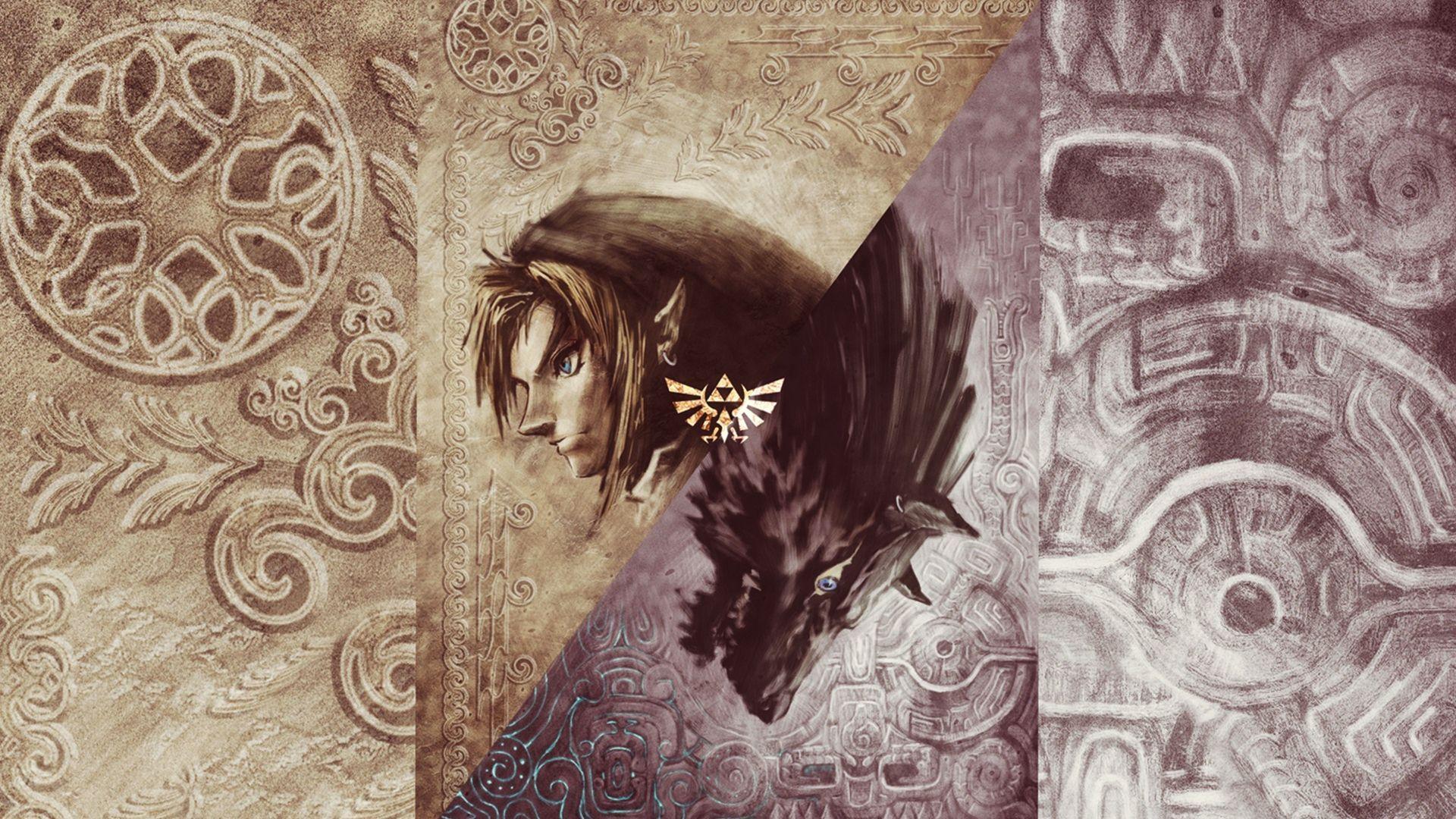 Hd The Legend Of Zelda Twilight Princess Wallpaper Tloz Tp