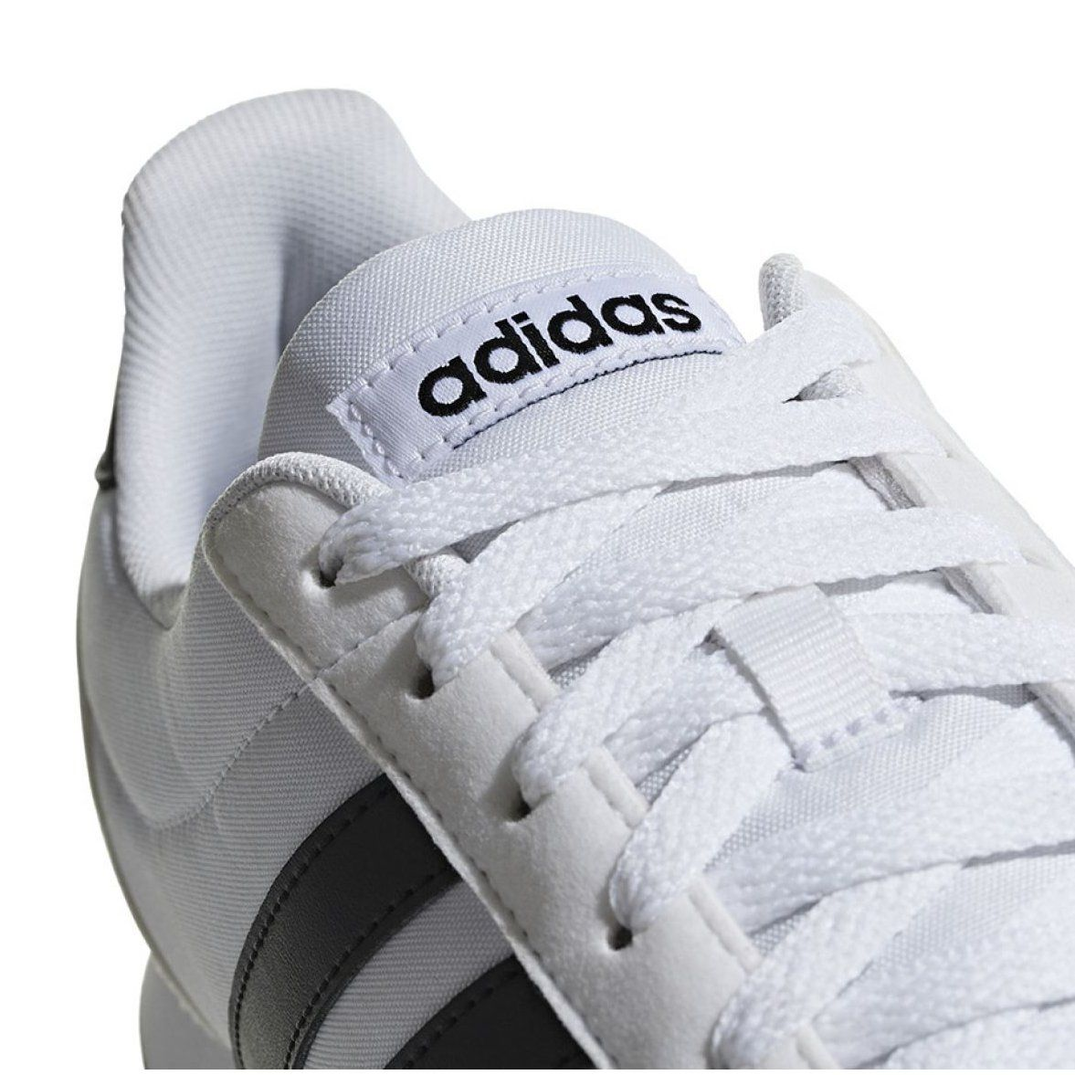 Buty Adidas V Racer 2 0 M B75796 Biale Adidas Adidas Superstar Sneaker Sneakers