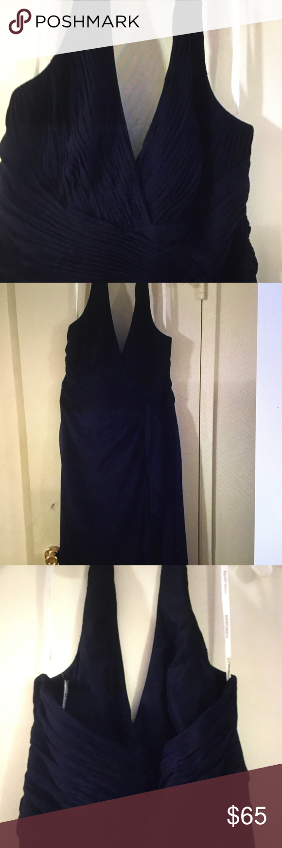 Bridesmaid dressprom dress my posh picks pinterest royal blue