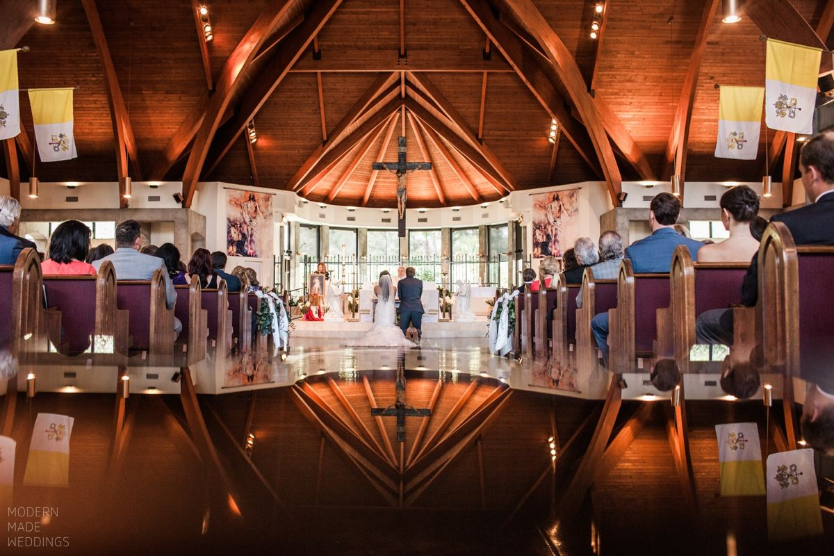 St Rita Santa Rosa Beach Catholic Church Destination Wedding Florida 30a
