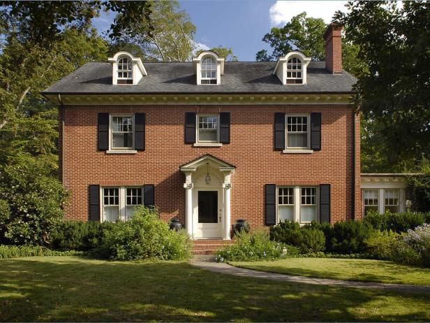 Federal Architecture Federal Architecture Federal Style House House Floor Plans