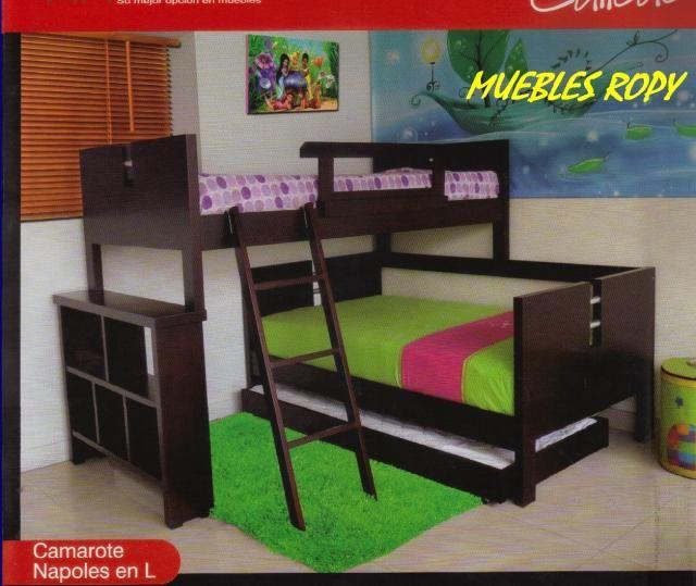 Cool bunks w storage ideas | habitacion montesori luciana ...