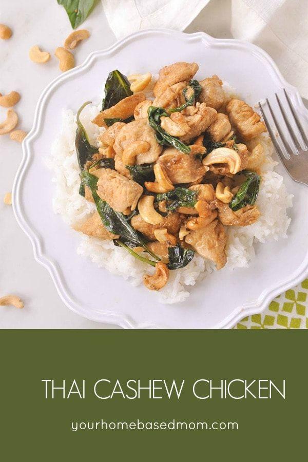 Photo of Thai Cashew Chicken