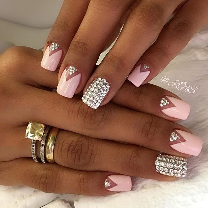 Cute and Easy Graduation Nail Designs picture 6 - 30 Graduation Nails Designs To Recreate For Your Big Day Nails