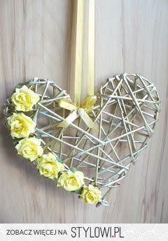 Maremi S Small Art Papierowa Wiklina Serce Newspaper Crafts Macrame Plant Hanger My Funny Valentine