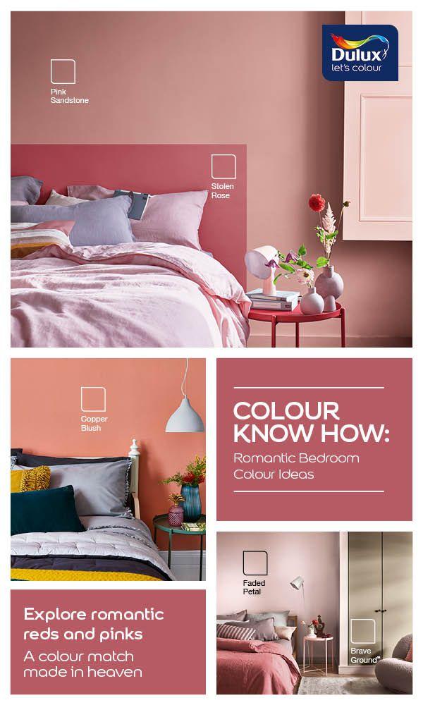 Master Bedroom Ideas In 2021 Bedroom Color Combination Romantic Bedroom Colors Bedroom Colors Bedroom interior design colors