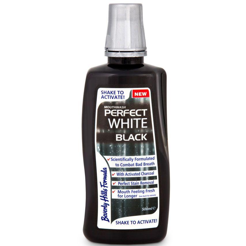 Perfect White Range Beverly Hills Formula Mouthwash Teeth