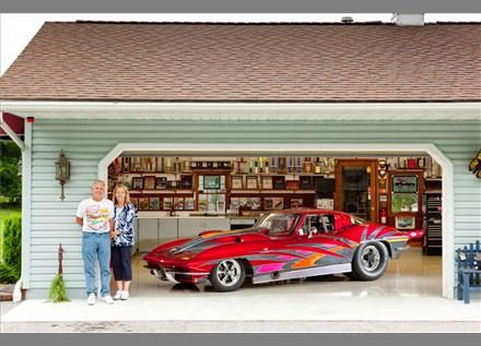 """1963 Chevrolet Corvette, super sweet  *CAD- """" INTHE6S"""" it's a 2200hp twin turbo and is for sale and is street legal"""