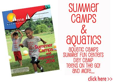 Welcome To Anne Arundel Co Recreation And Parks Recreation Anne Day Camp