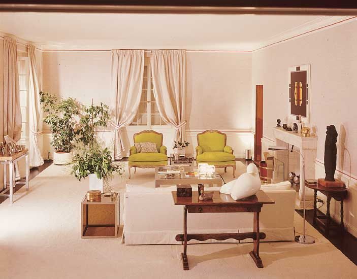 David Hicks - 19 midcentury living room designs, 22 photos ...