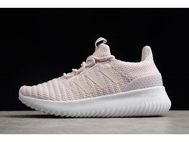 adidas pink cloudfoam ultimate scarpe da ginnastica