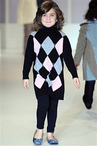 ملابس اطفال شتويه انيقه 2020 Bambolina Moda Infan Fashion Style 80s