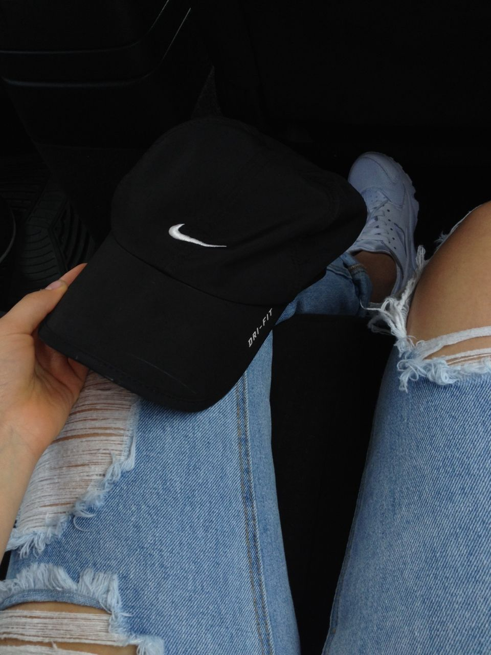 Want me a Nike hat