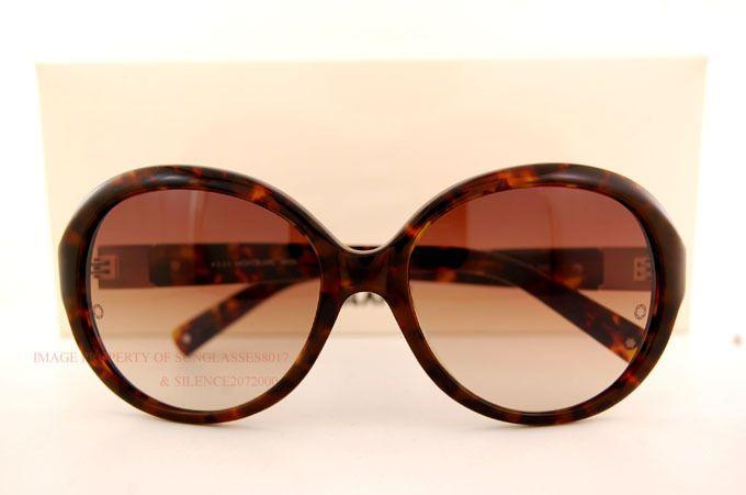 d7311498a1a3 Brand Mont Blanc Sunglasses Mb 467 467S 56F Havana Brown Women ...