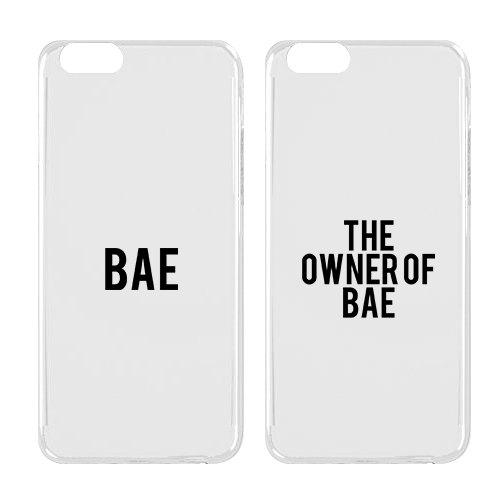 21cc4b0013aec Couple phone case - Couple iPhone case - iPhone case - Bae - The ...