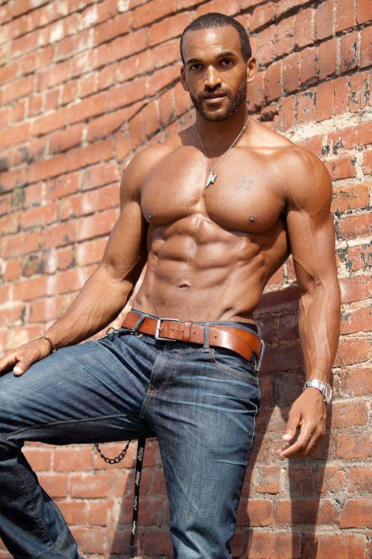 Ebony black men