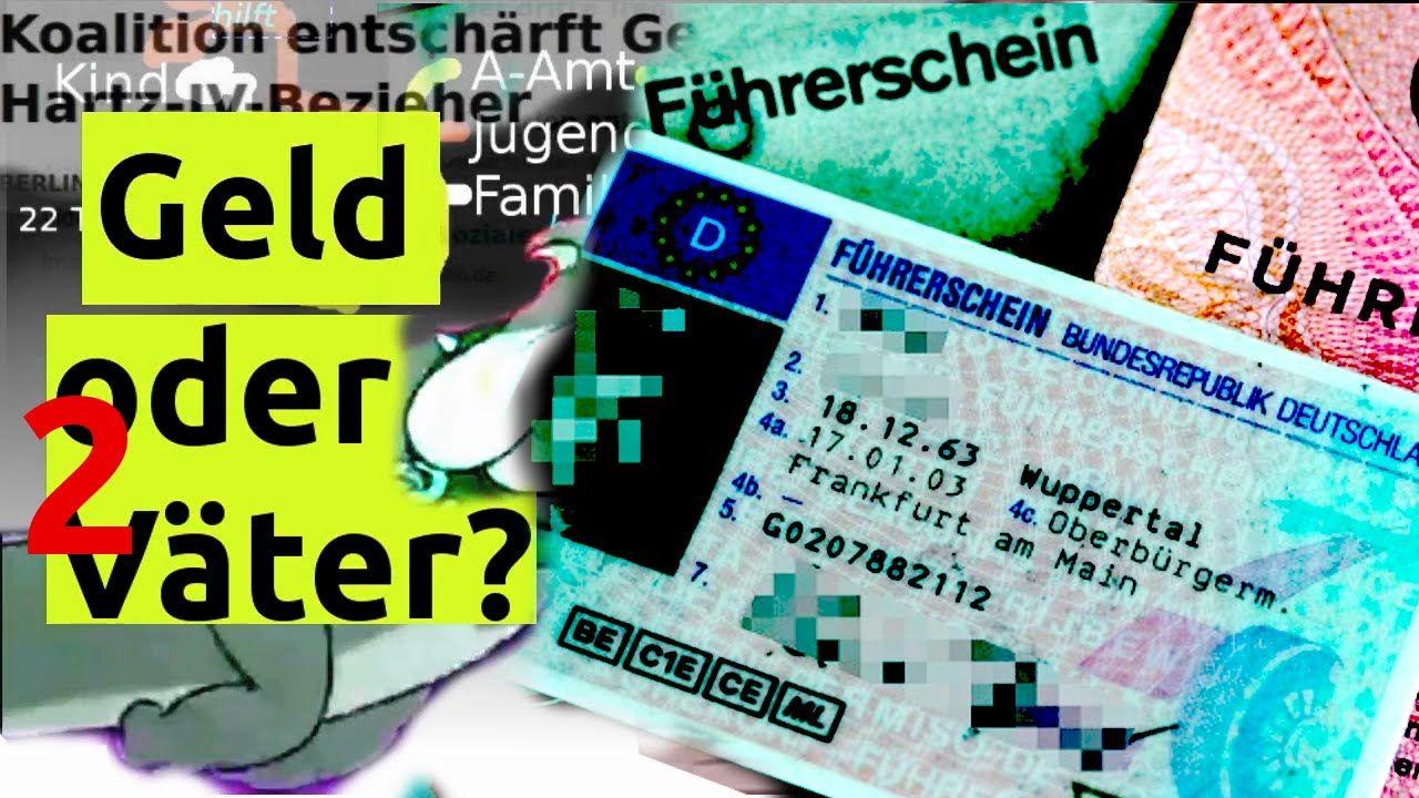 Geld oder Väter 2 | Bert Elsmann will Dein Führerschein