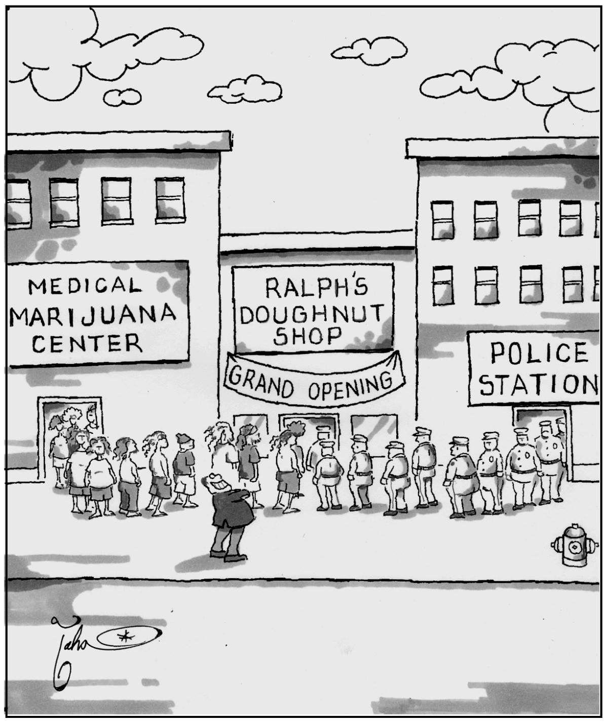 Cute Cartoon Business