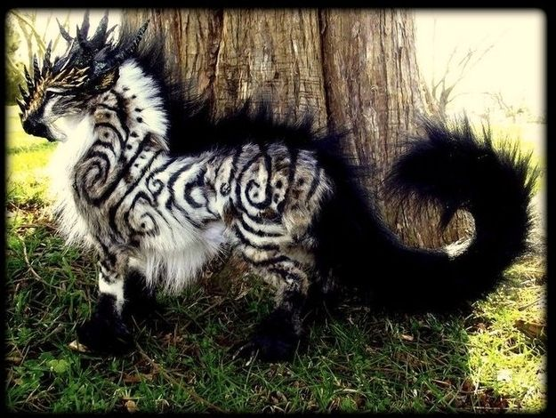 15 Majestic Mythical Creatures Up For Adoption Mythical