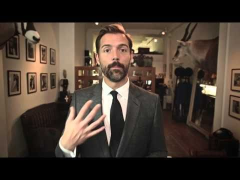 "Esquire Magazine's Weekly Masterclass series features Savile Row tailor ""Patrick Grant"" on how to maintain your suit."