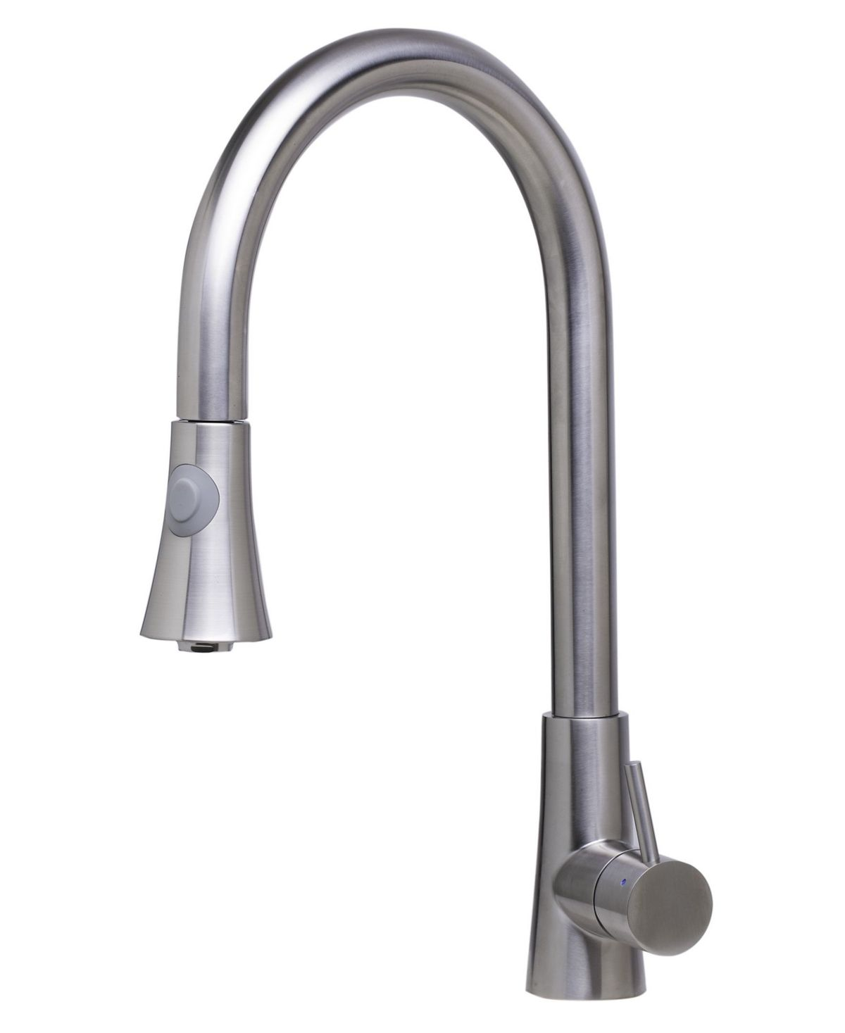 Alfi Brand Solid Brushed Stainless Steel Pull Down Single Hole