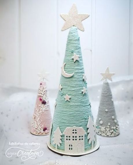 Rukodelie So Vsego Mira Foto Ok Ru In 2020 Bastelarbeiten Weihnachten Dekoration Weihnachten Basteln Bastelideen Weihnachten