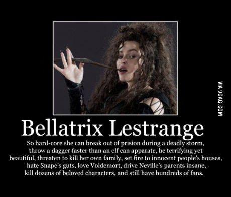 Pin On Bellatrix Lestrange