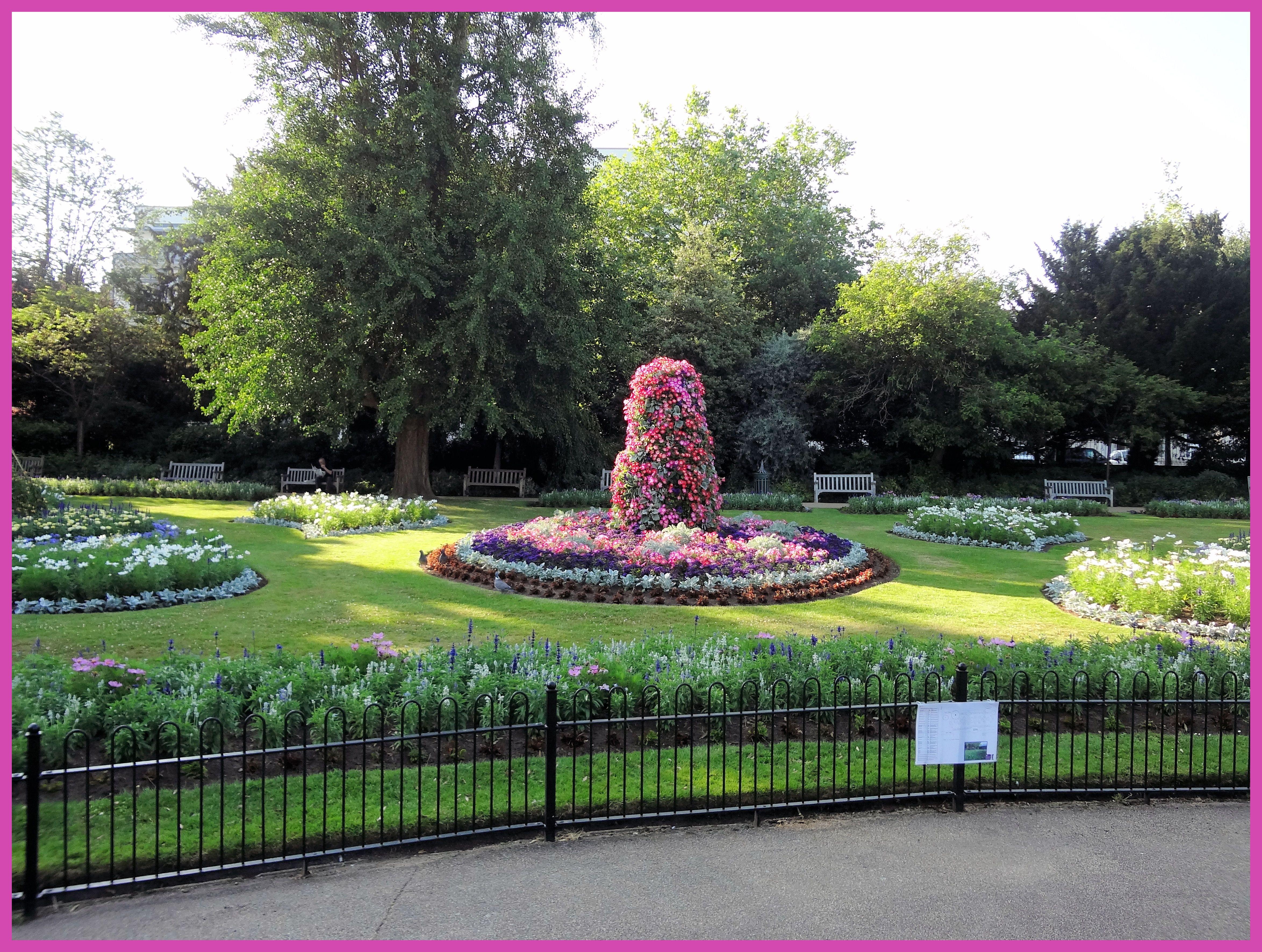 Ring A Ring O Rosies Jephson Gardens Warwickshire Warwickshire Golf Courses Rosie