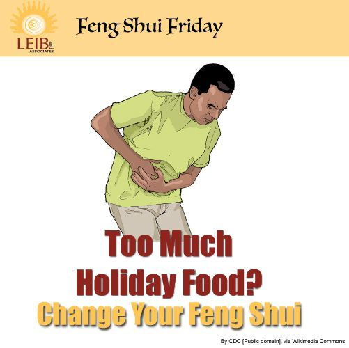 Too much holiday food? Does your stomach ache? Find the ...