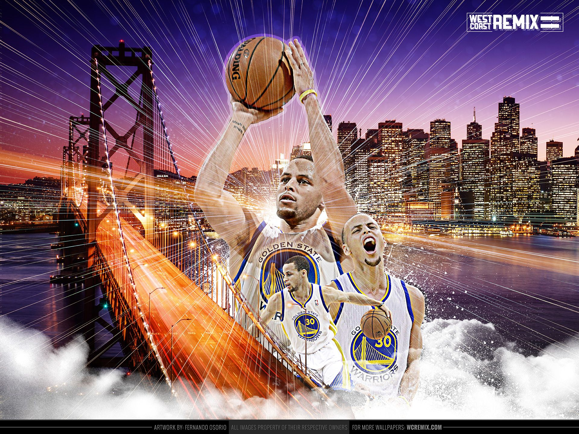 Kobe Bryant And Stephen Curry Wallpaper