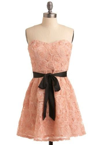 Sip and Swirl Dress | Mod Retro Vintage Printed Dresses | ModCloth.com - StyleSays