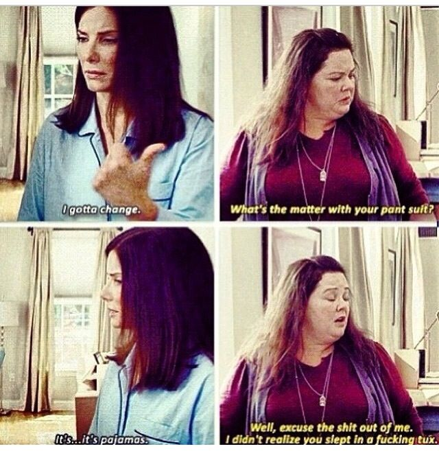 The Heat Quotes Simple The Heat Melissa Mccarthy And Sandra Bullock  Omg Favs  Pinterest