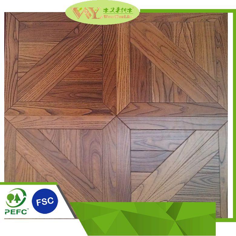 Golden Teak Mosaic Parquet Indoor Flooring Eco Friendly Teak Flooring   Buy  Golden Teak Mosaic Parquet Indoor Flooring Eco Friendly Teak Flooring ...