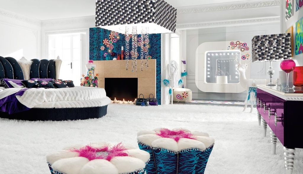 Teenage Girl Bedroom Ideas Dream Interior In 2020 Fancy Bedroom Luxurious Bedrooms Glamourous Bedroom