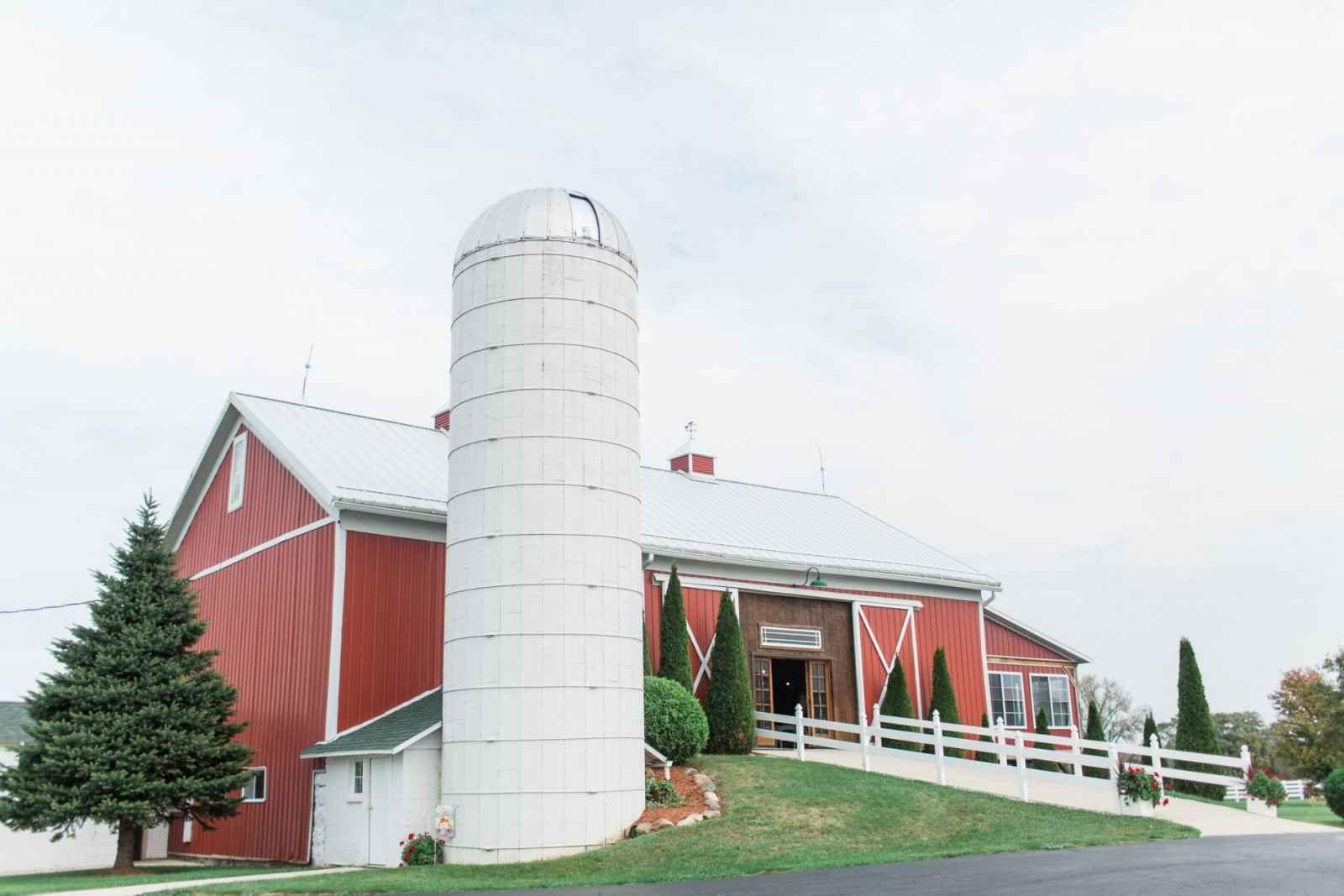 Indiana barn wedding venue - WeddingDay Exclusive Style ...