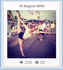 bikram yoga standing bow state fair yoga instagram