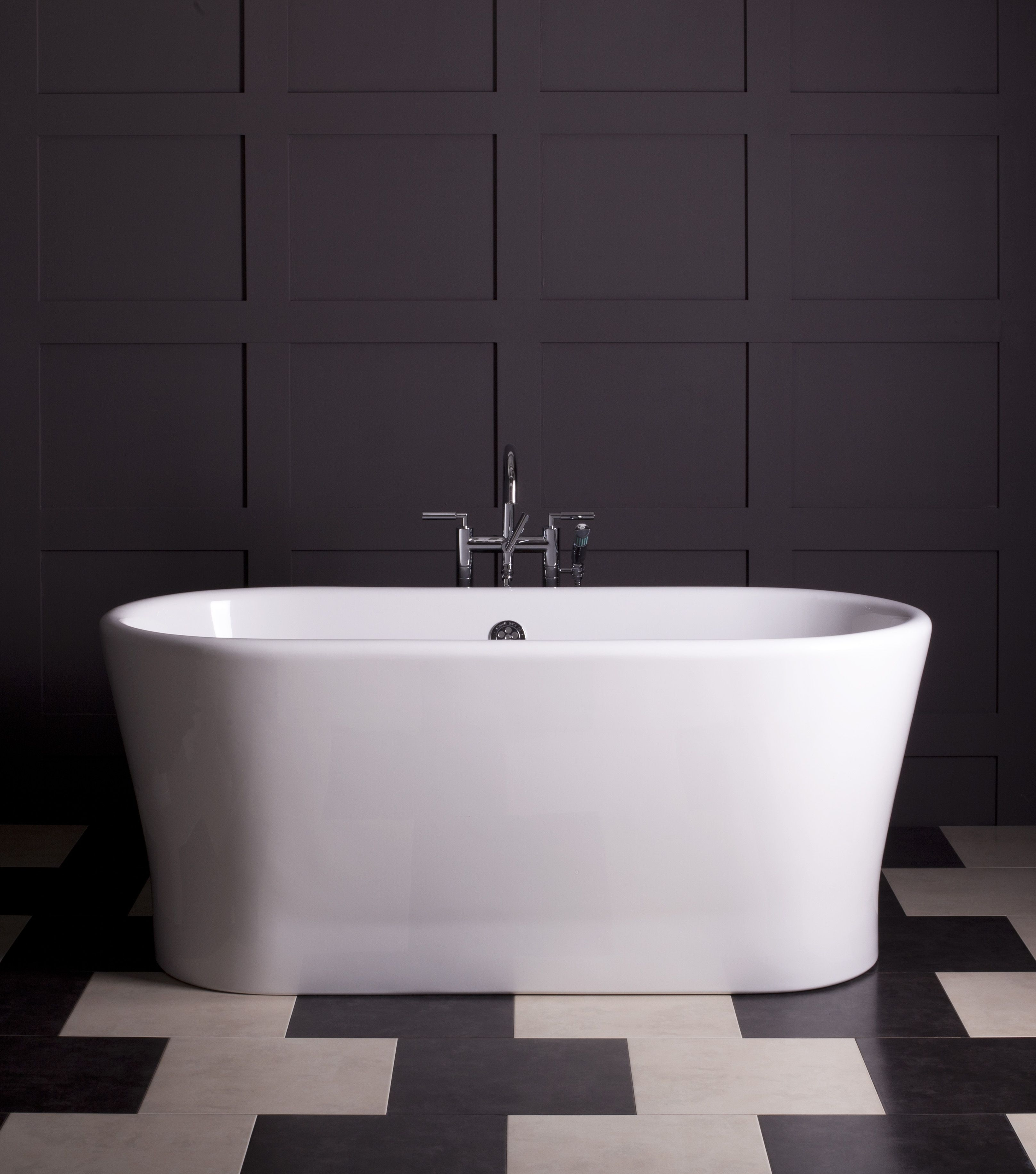 The Cozy Freestanding Tubs Inspiration Bathroom Wonderful Black And White Decors With