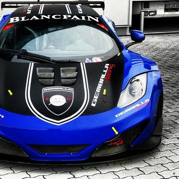 McLaren MP4-12C From Gemballa Racing | Luxury Car ...
