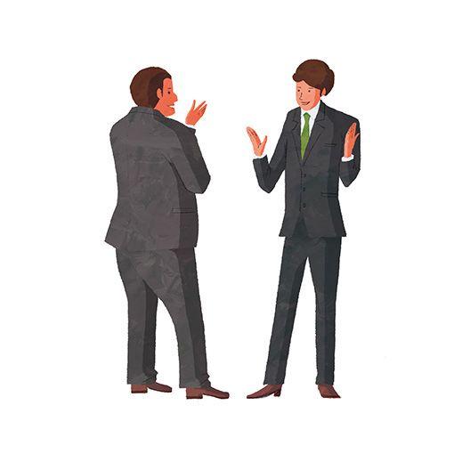 People Illustrations on Behance
