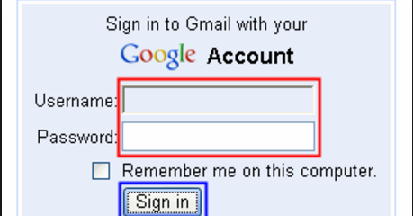 How To Open And Gmail Account and Login Accounting